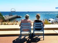 חופשה תיירות תירות נופש ארוחה  שפת ים / צלם: פוטוס טו גו